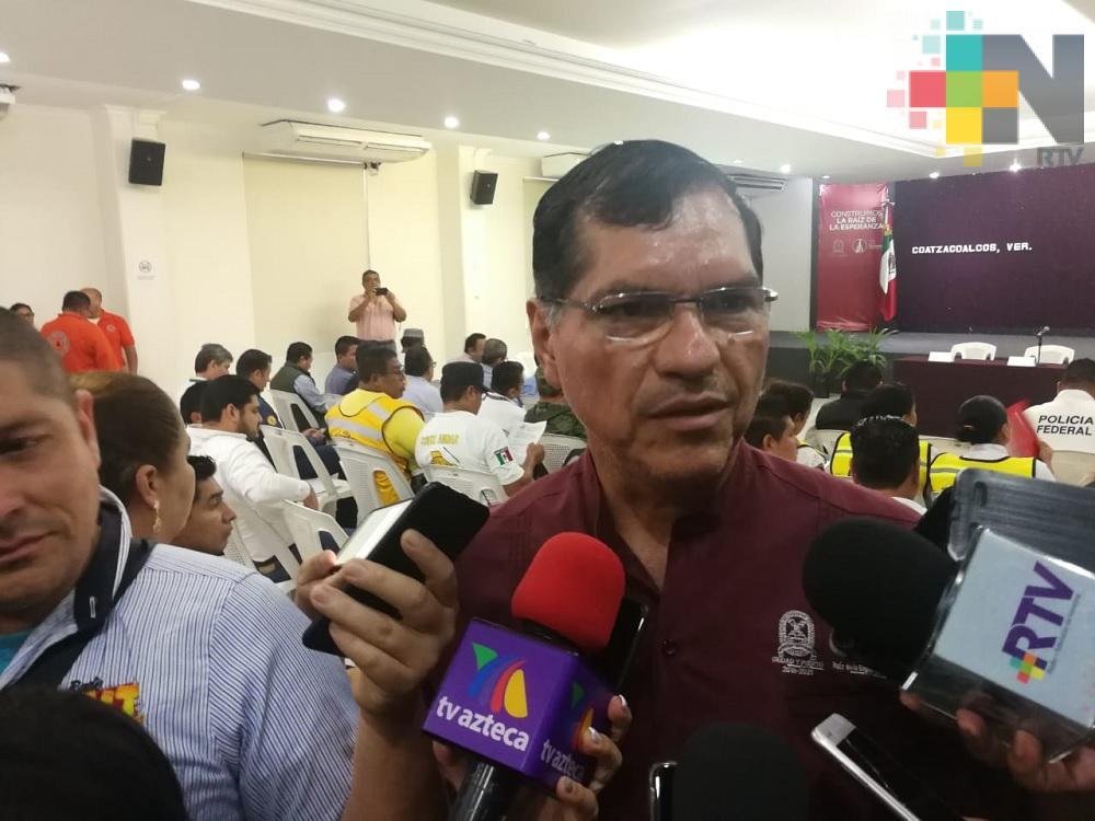 En ayuntamiento de Coatzacoalcos no hay casos de nepotismo: Alcalde