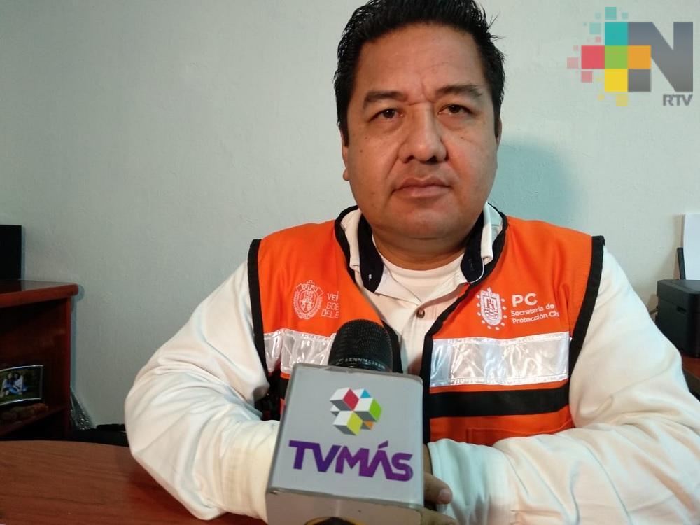 En el sur de Veracruz realizan acciones preventivas por temporada de lluvias