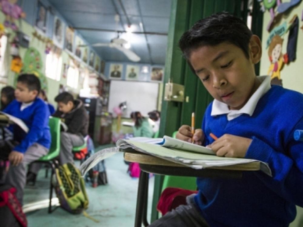 SEV garantiza la educación para niños, niñas y adolescentes
