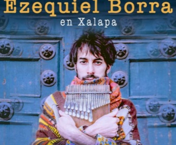 El cantante y compositor argentino Ezequiel Borra impartirá un taller en Xalapa