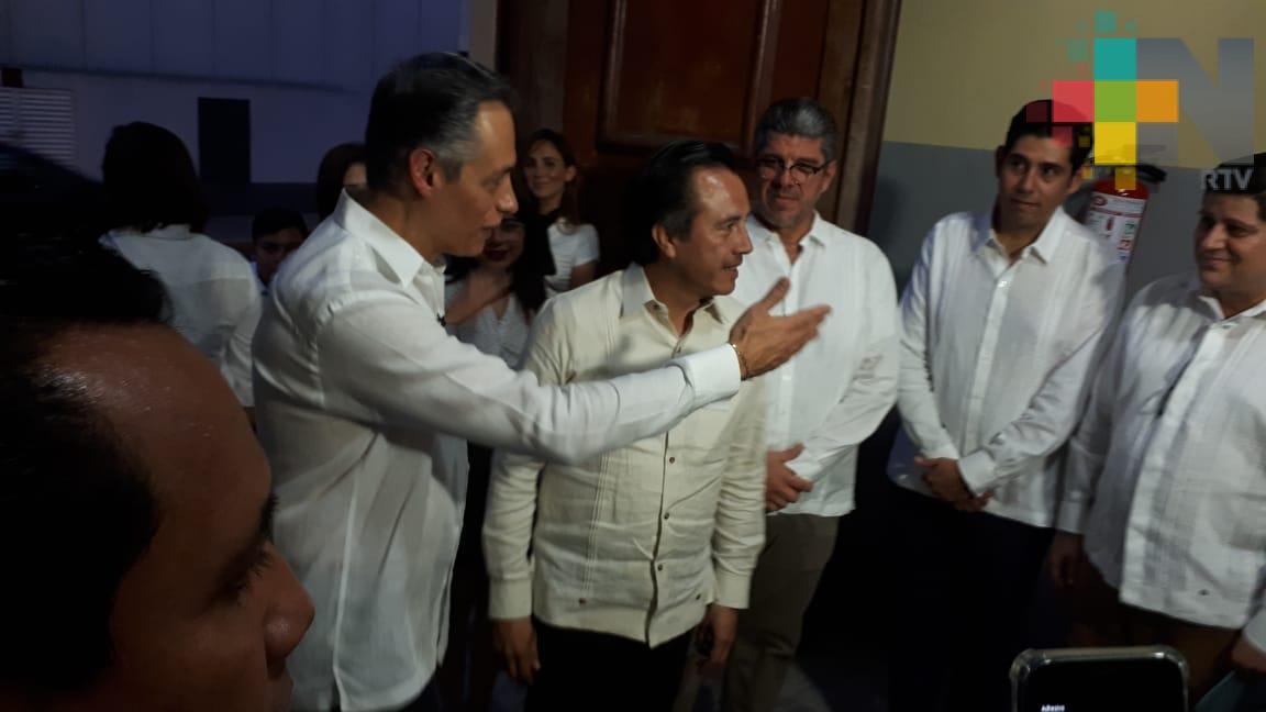Gobernador Cuitláhuac García, dispuesto a que se investigue supuesto nepotismo en su administración