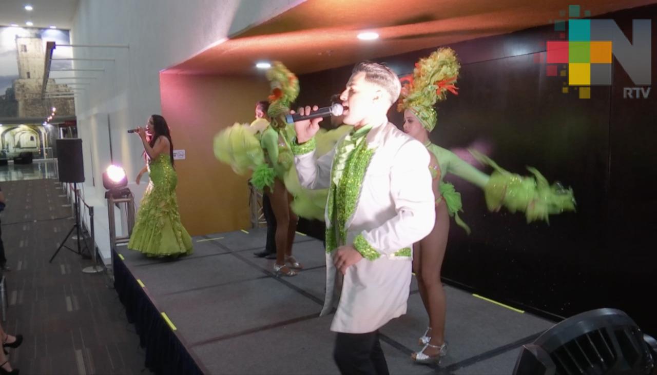 Llega  ¡Oh La Habana!, con Veracruz Cabart Tropicana