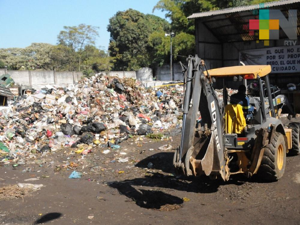 Inicia campaña de separación de basura en Córdoba