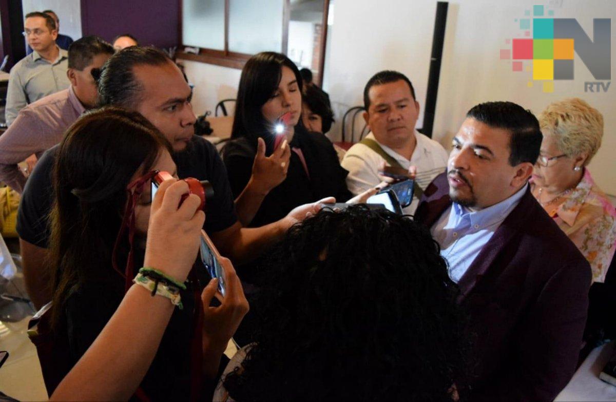 Repudia Congreso privación ilegal de la libertad del periodista Marcos Miranda