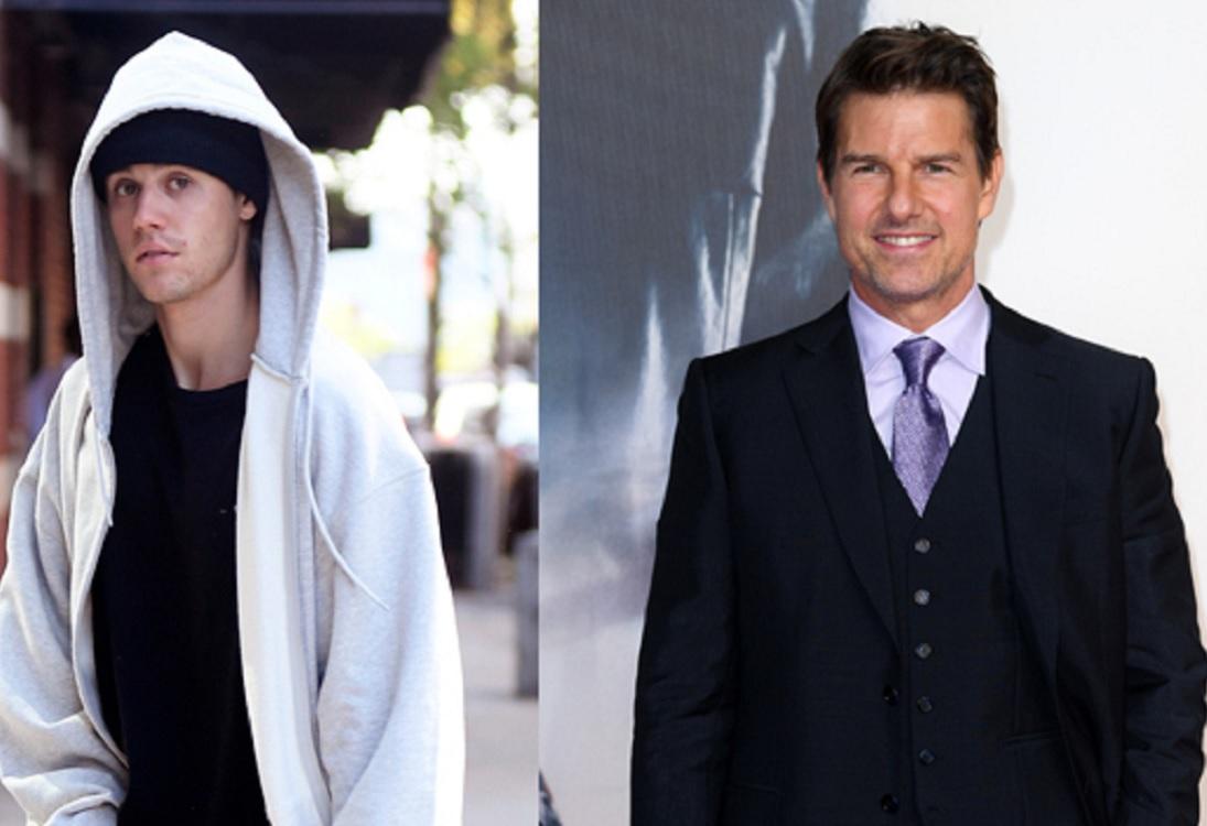 "Justin Bieber ""se pone gallito"" y reta a Tom Cruise a pelear"