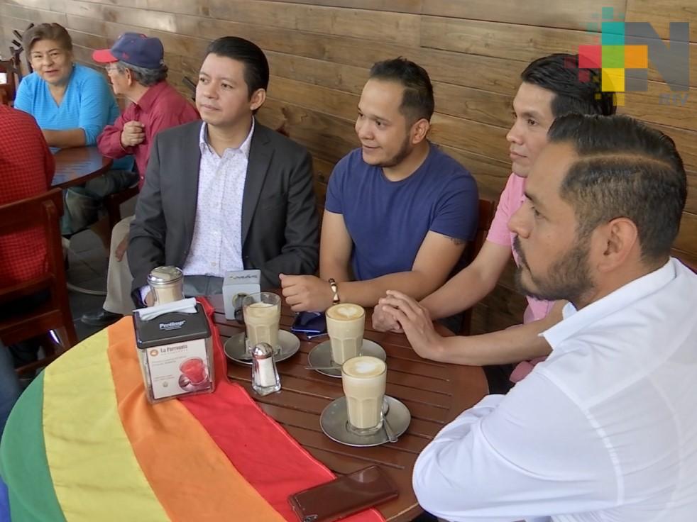 Próximo 22 de junio se llevará a cabo la marcha gay en Xalapa