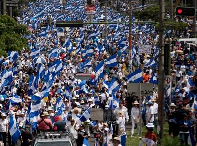 Liberan en Nicaragua presos políticos, pero oposición dice que faltan 85