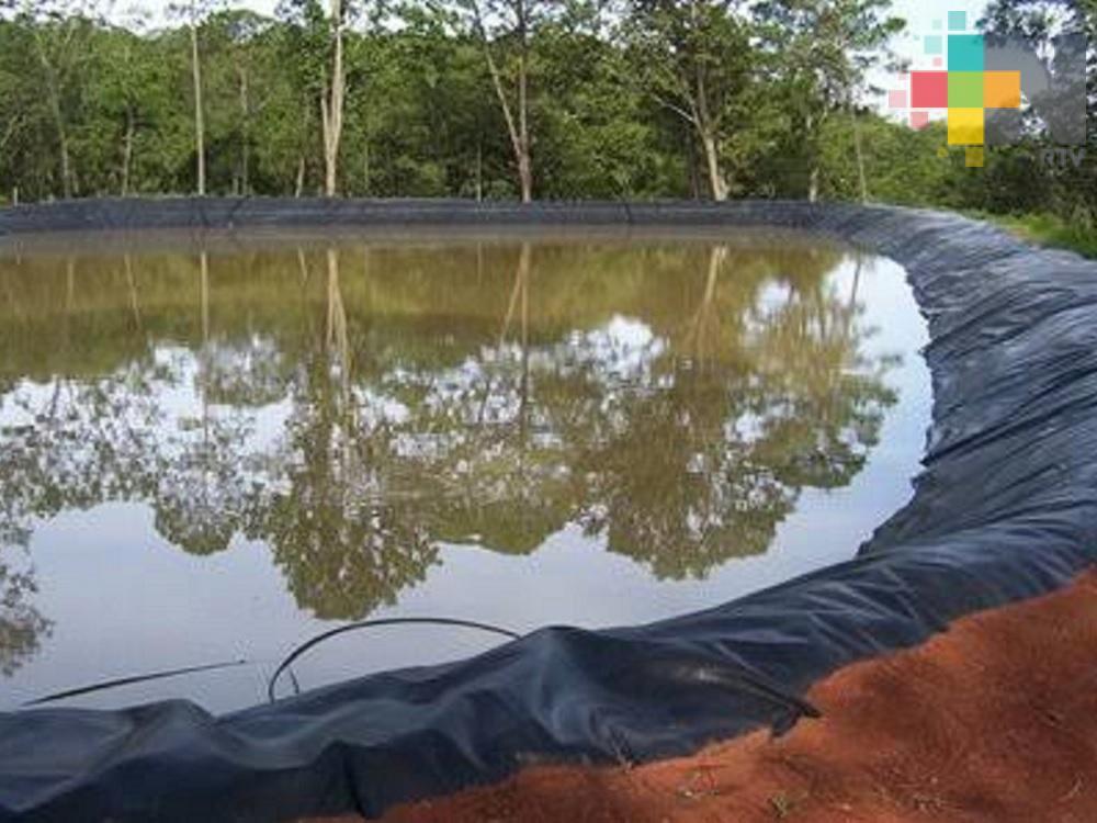 Ganaderos del área rural de Coatzacoalcos construirán ollas de agua