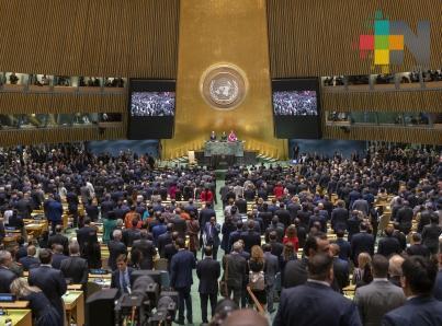 ONU ofrece a México apoyo para flujos migratorios ordenados