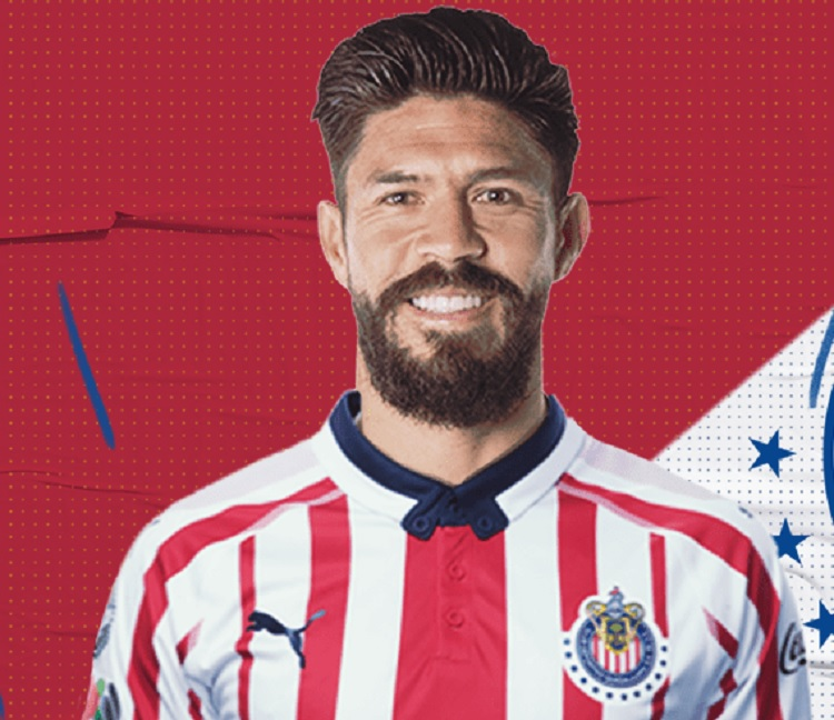 Oribe Peralta se va a Chivas