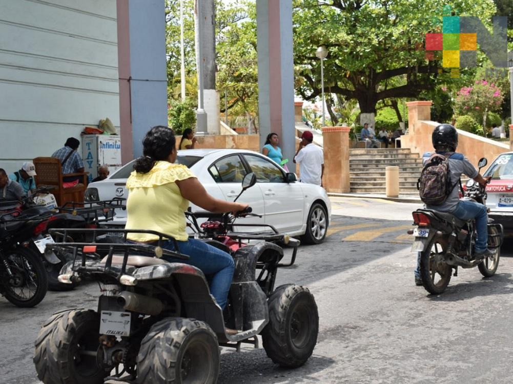Operativo a motociclistas espera disminuir accidentes en la Huasteca