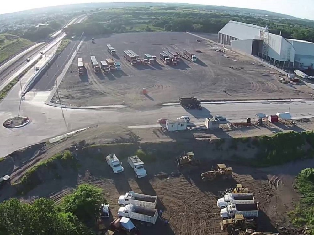 Se proyectan cinco parques industriales en la entidad veracruzana