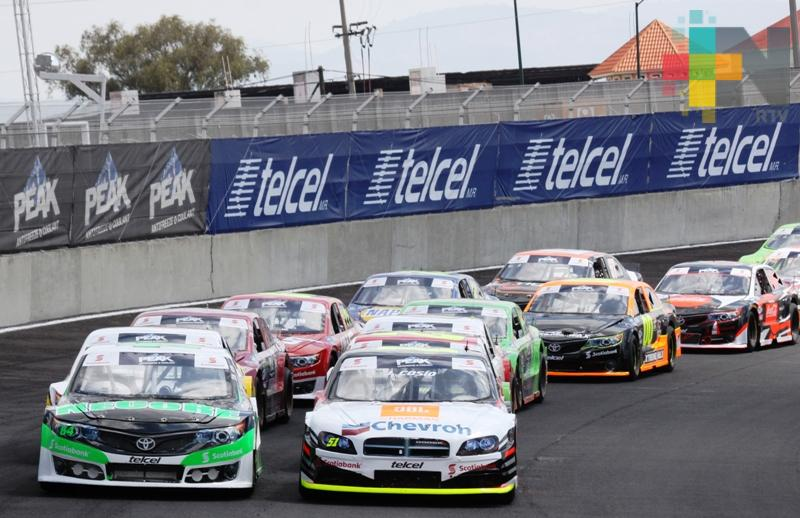 Puebla lista para recibir el Gran Premio Nascar