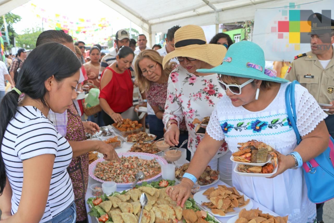 Inicia el Primer Festival Gastronómico del Pescador 2019