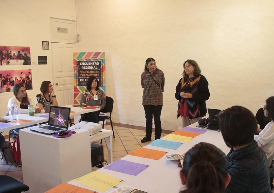 Realizó IVEC Encuentro Regional de Mediadores y Promotores de Lectura de Veracruz