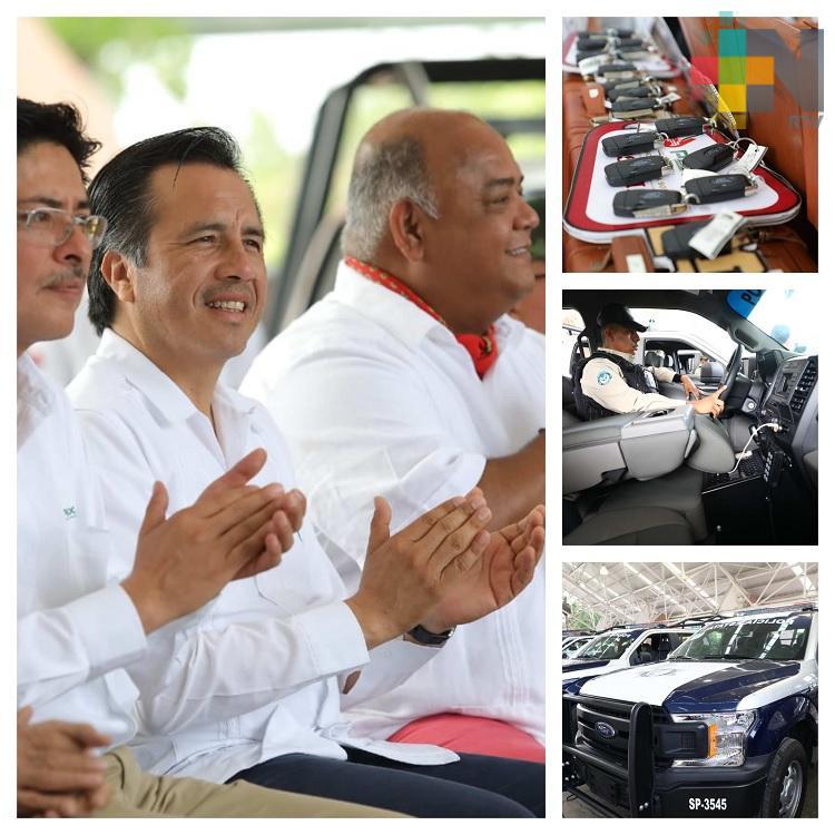 Refuerzan gobierno del estado y Pemex seguridad de los veracruzanos