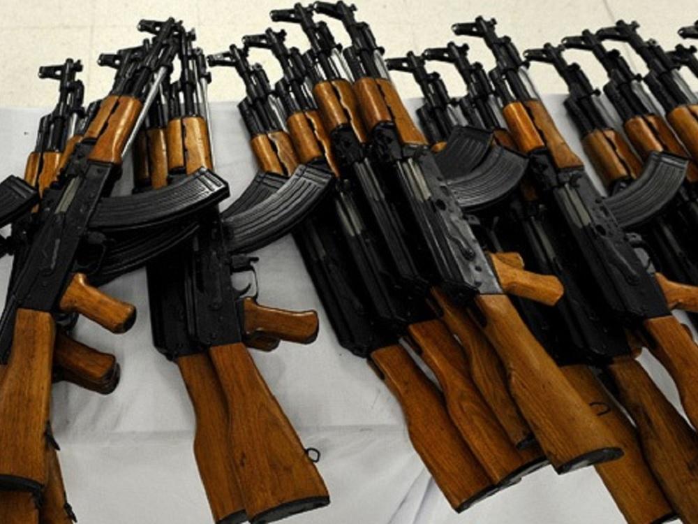Rusia instala en Venezuela fábrica de fusiles AK-47