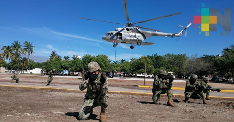 Libera Semar a dos personas secuestradas en Veracruz