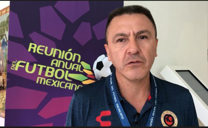 Tiburones Rojos participan en Reunión Anual del Futbol Mexicano