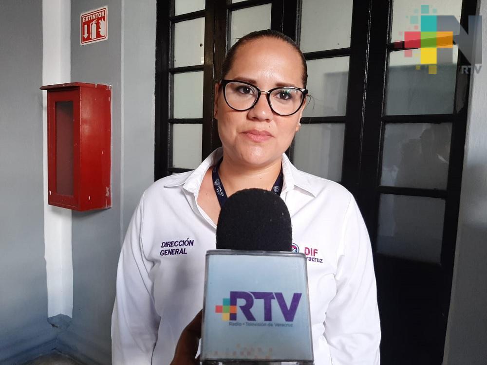 Rescatan a niños centroamericanos, fueron atendidos por el DIF Veracruz