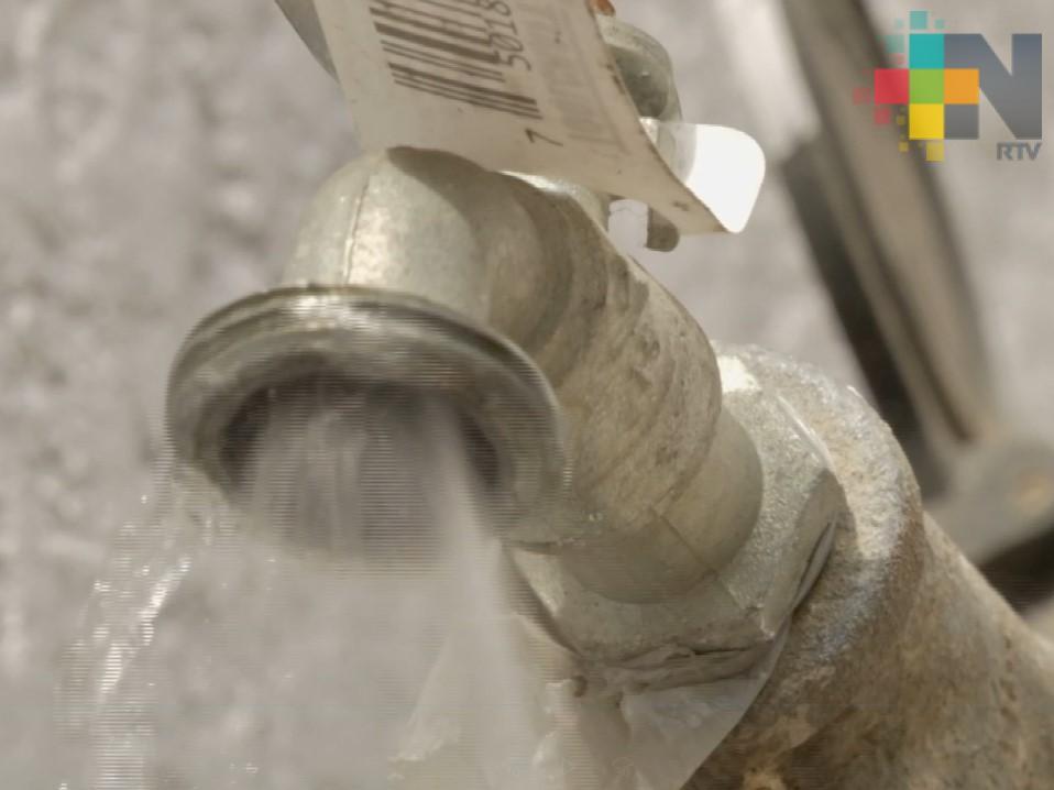 Morosos acumularán adeudo por servicio de agua aunque no se suspenda el servicio: Hipólito Deschamps
