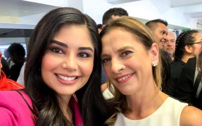 Reprueba esposa de López Obrador ataques a diputada en redes sociales
