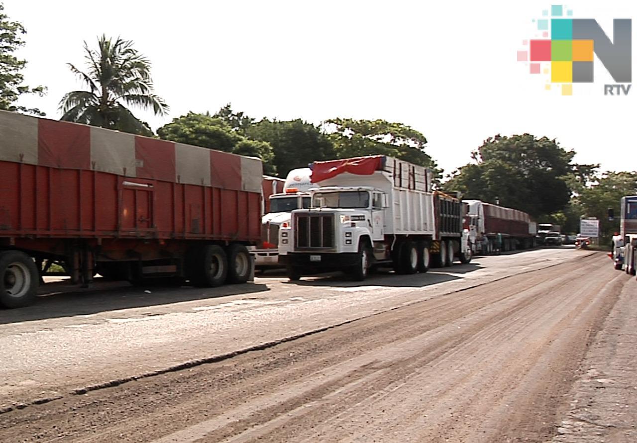 El 2020, puerto de Veracruz cerró con un movimiento de 26 millones de carga, cifra positiva: Canacar Veracruz
