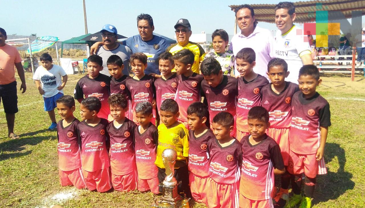 Selección Infantil de Coatzacoalcos a Nacional en Tepic