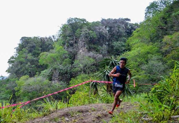 Jonathan Munguía ganó el Ultra Trail de Los Pescados