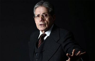 Héctor Bonilla: robar como abogado no era lo mío, preferí ser actor