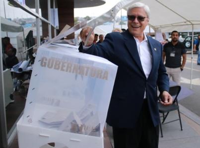 Arrebata Jaime Bonilla 30 años de poder al PAN en Baja California