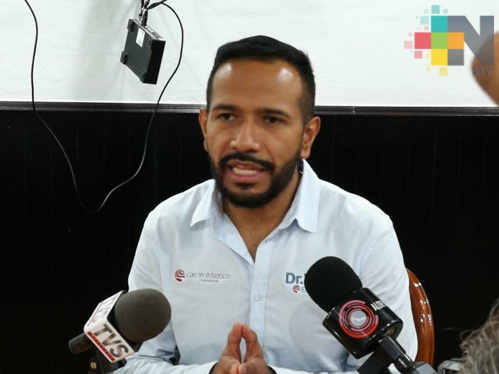 Aumentarán servicios médicos que ofrece el tren de la salud en Coatzacoalcos