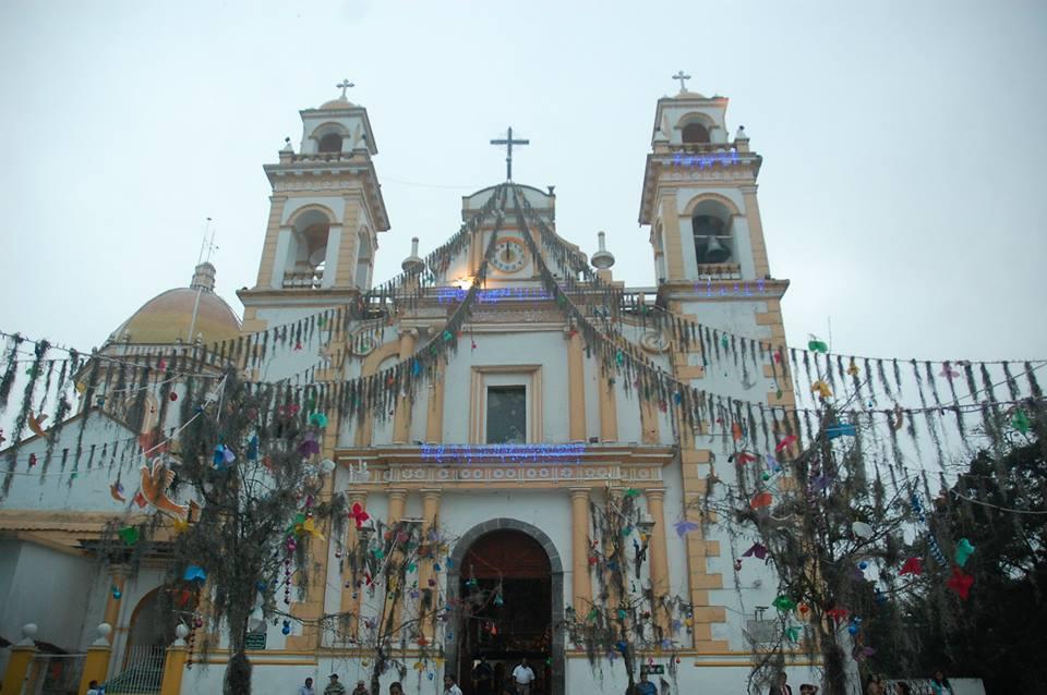 Iglesia Santa María Magdalena, Xico