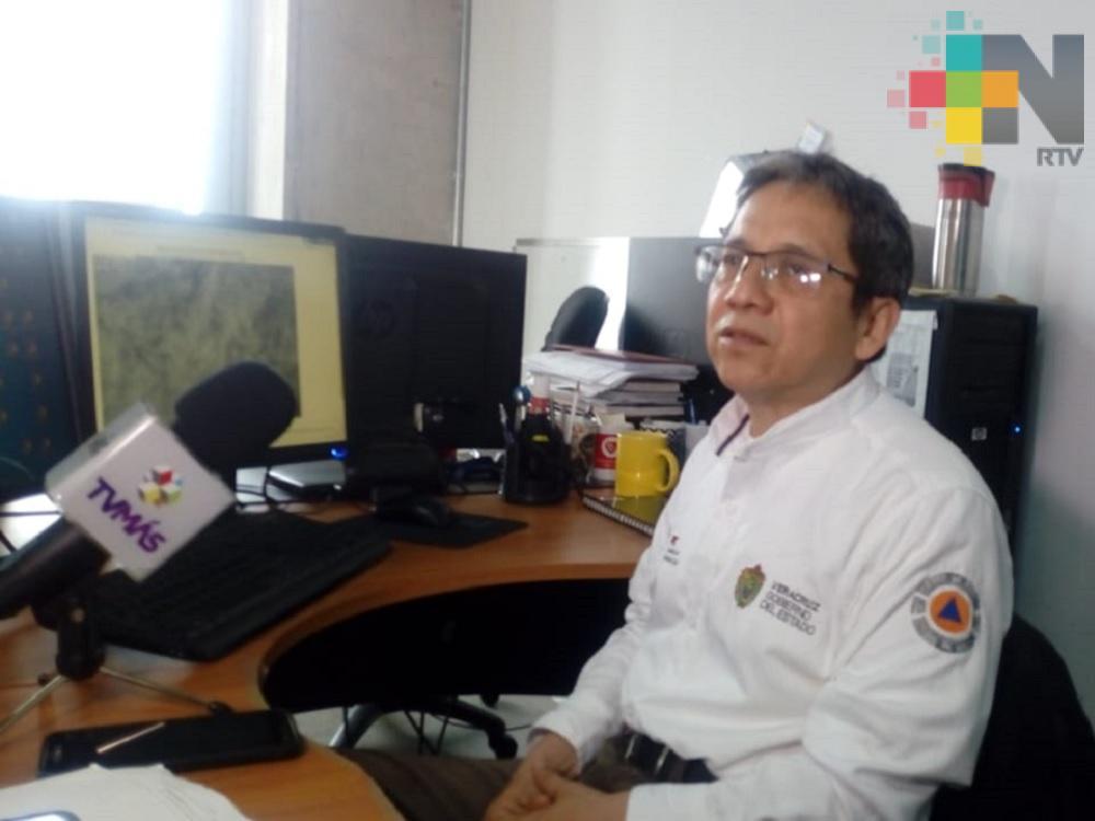 En Veracruz emiten Aviso Especial por ambiente cálido-chubascos