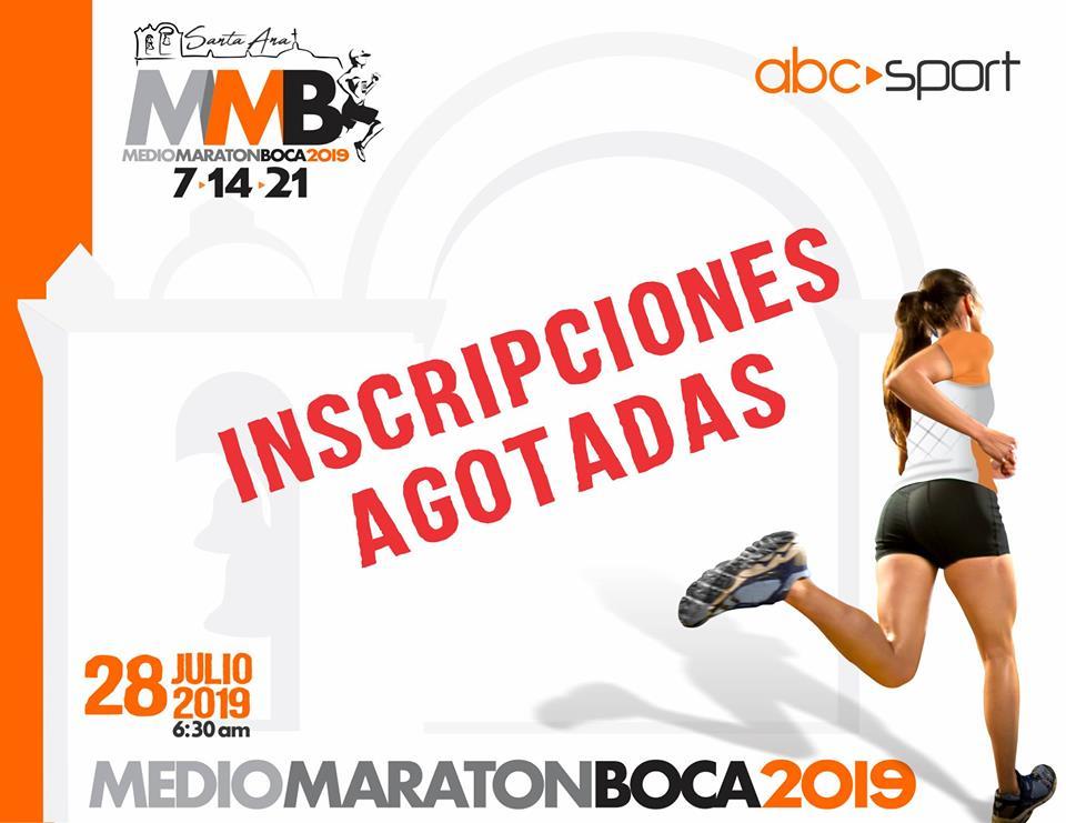 Habrá cierre de vialidades en  Boca del Río por Medio Maratón