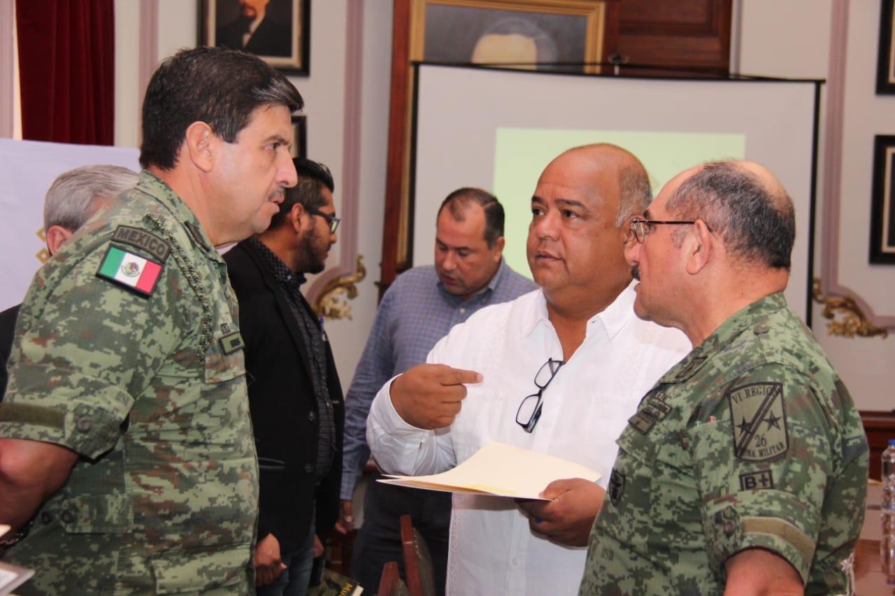 Cada municipio recibe puntual atención para garantizar estabilidad social: Eric Cisneros