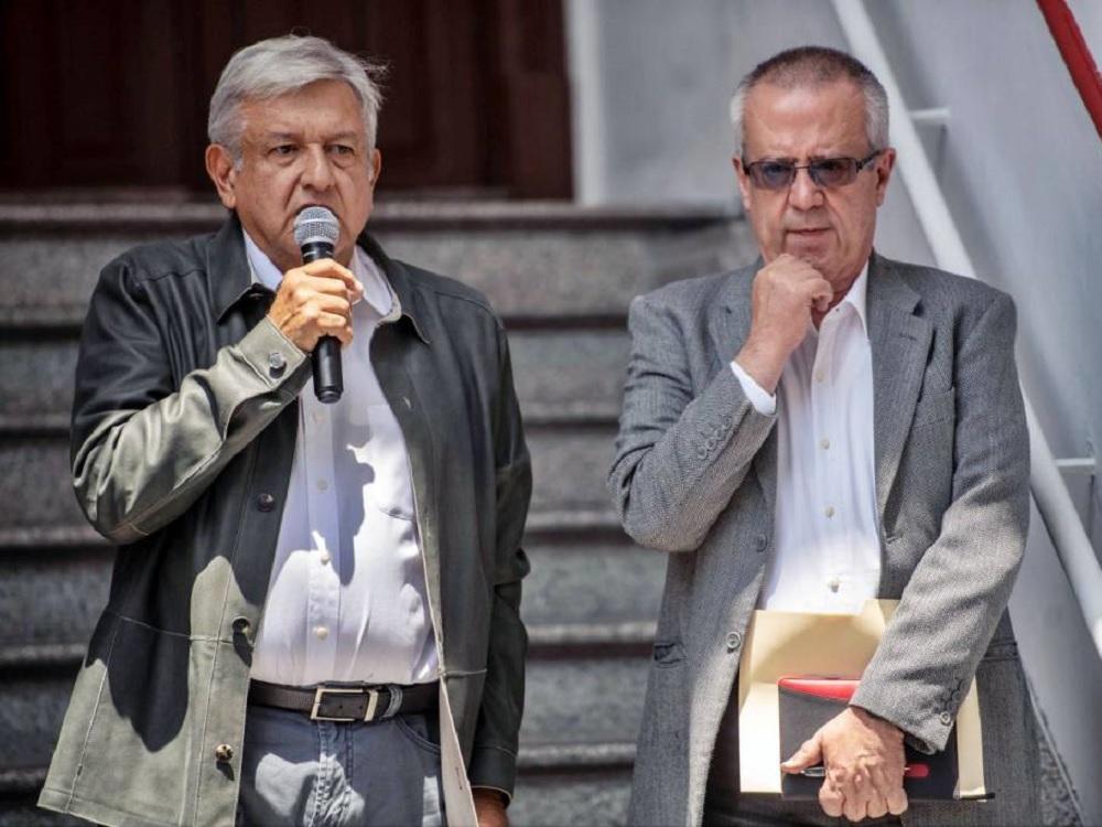 López Obrador reconoce discrepancias con Urzúa por Plan de Desarrollo