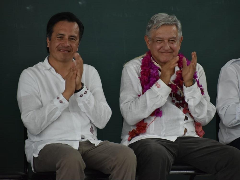 El presidente López Obrador visitará Veracruz, sábado y domingo