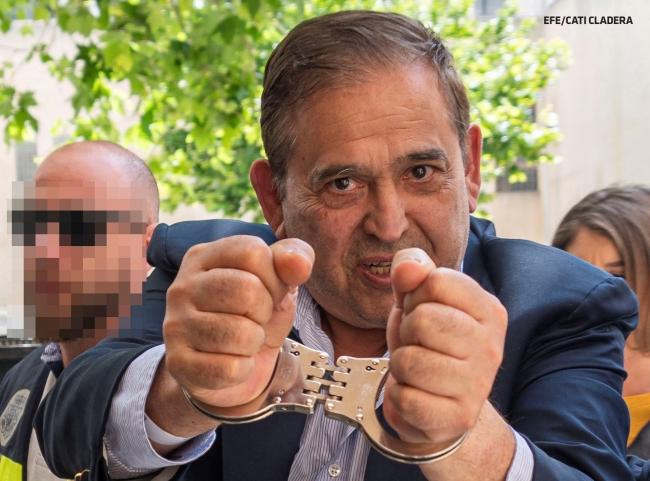 Ancira no aceptará extradición a México; se dice un perseguido político