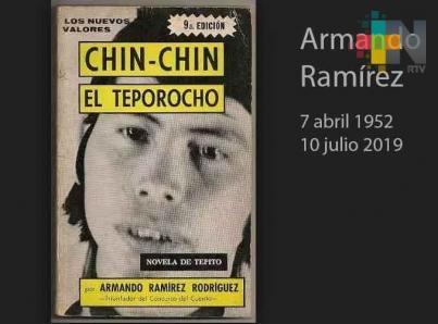 Muere el escritor y cronista del barrio Armando Ramírez