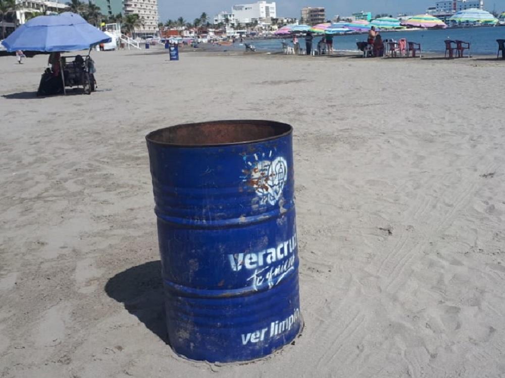Líder sindical asegura que para mantener limpio a Veracruz se requiere un trabajador por habitante