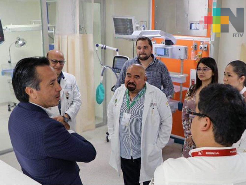 Con la #4Transformación existen nueve centros de Salud y 49 Unidades Dentales nuevos en Veracruz