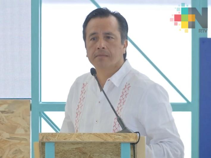 2,240 millones de pesos mensuales llegan a Veracruz  para programas sociales: Cuitláhuac García