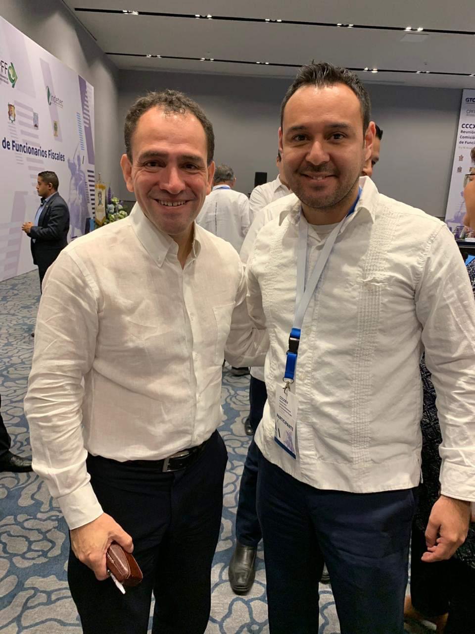 Sólida relación de Veracruz con la Secretaría de Hacienda: SEFIPLAN