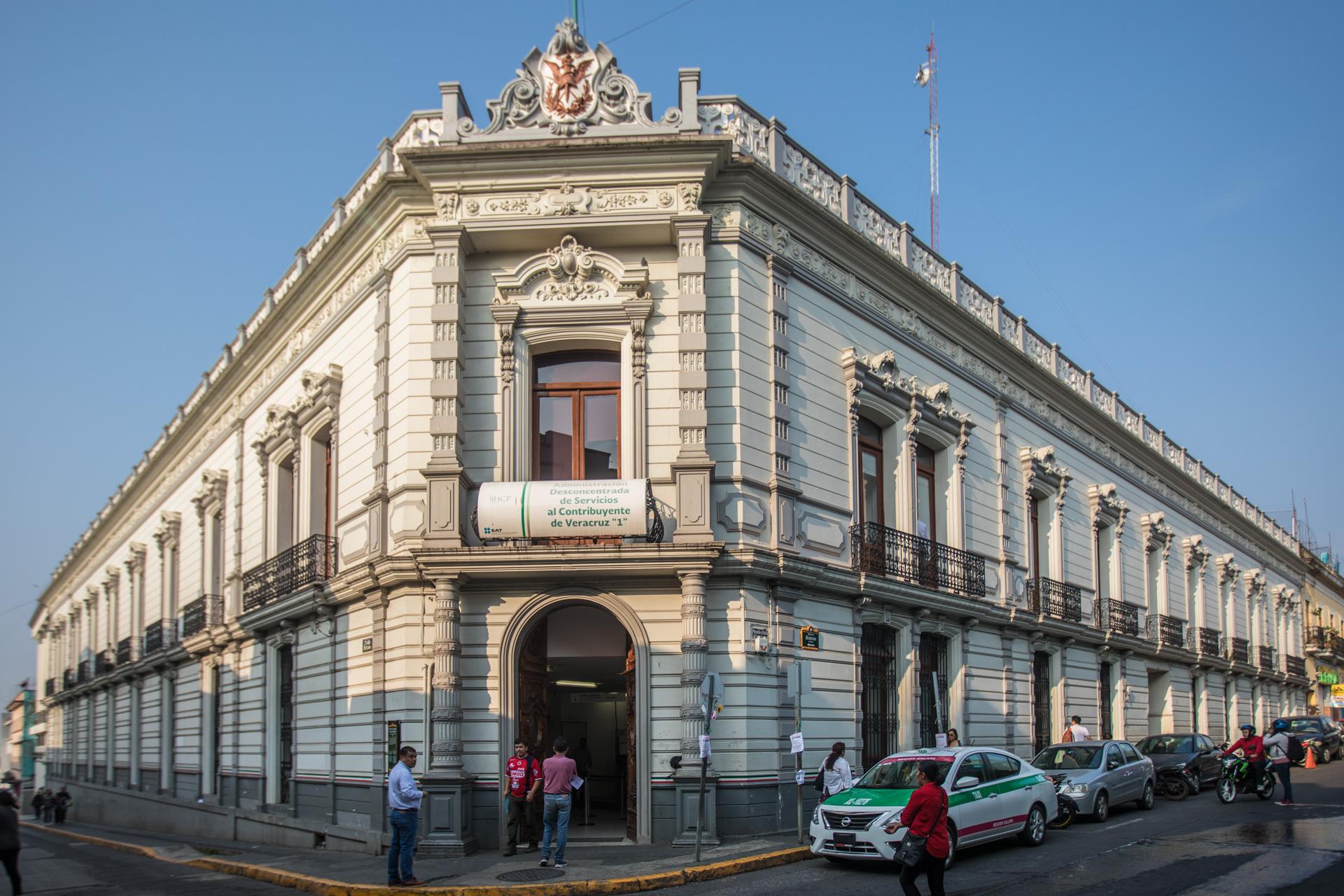 Hacienda del Estado, Xalapa