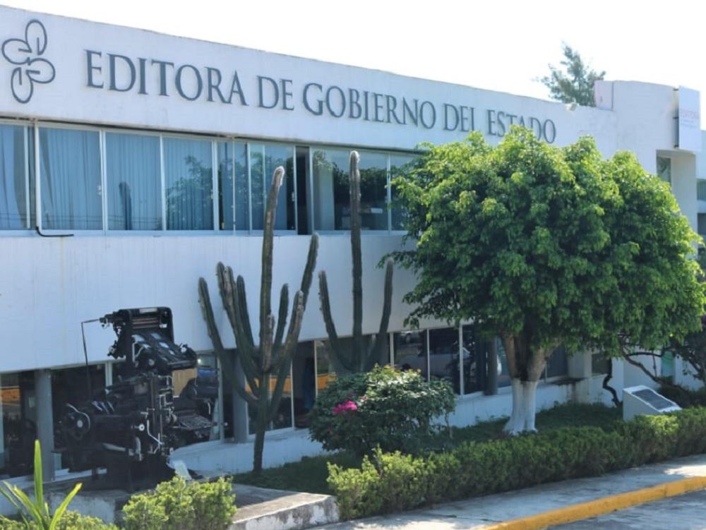 Propone diputada eliminar gasto correspondiente a la impresión de la Gaceta Oficial del Estado
