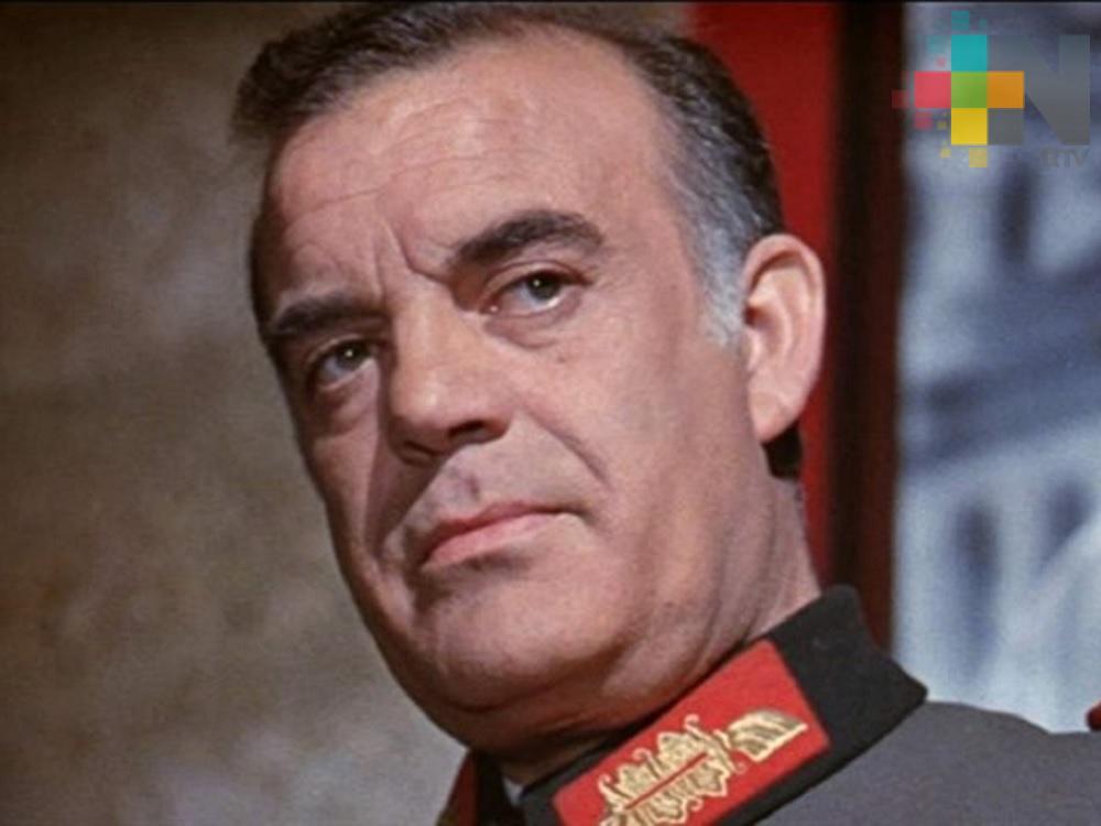 Muere Eduardo Fajardo, actor que navegó entre el cine europeo y mexicano