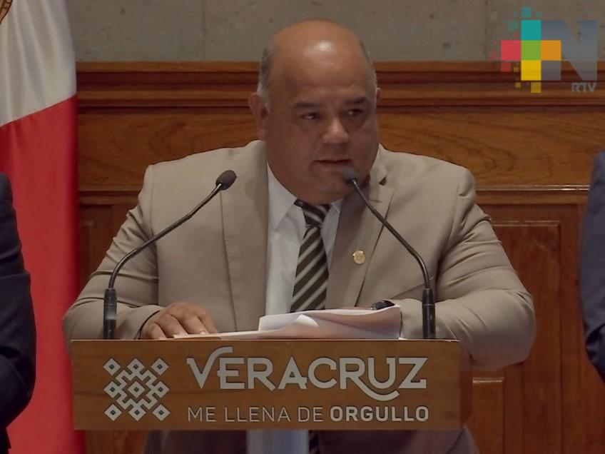Separación definitiva de Winckler, exclusiva del Congreso local: Eric Cisneros