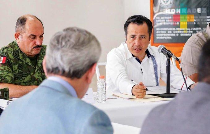 No hay autodefensas en Veracruz: Cuitláhauc García