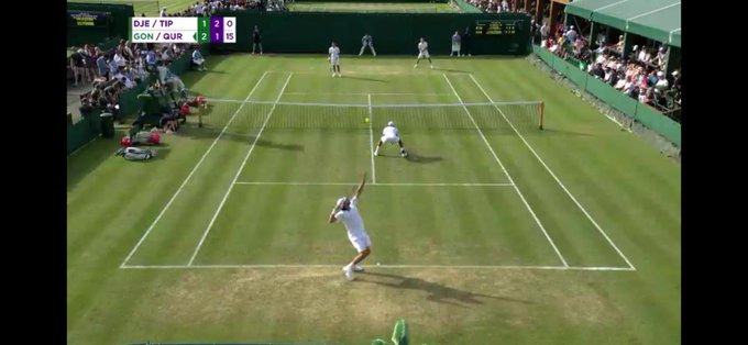 Santiago González y Aisam-Ul-Haq Qureshi avanzan en Wimbledon